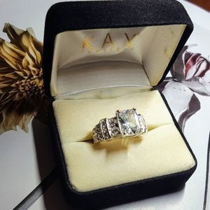 Jewelry - Princess Cut Ring size 7